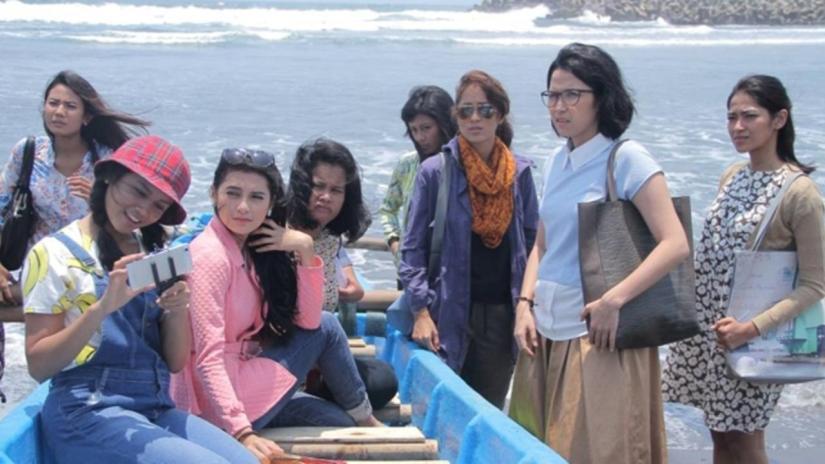 Adegan Film Indo Terbaru, Pesantren Impian