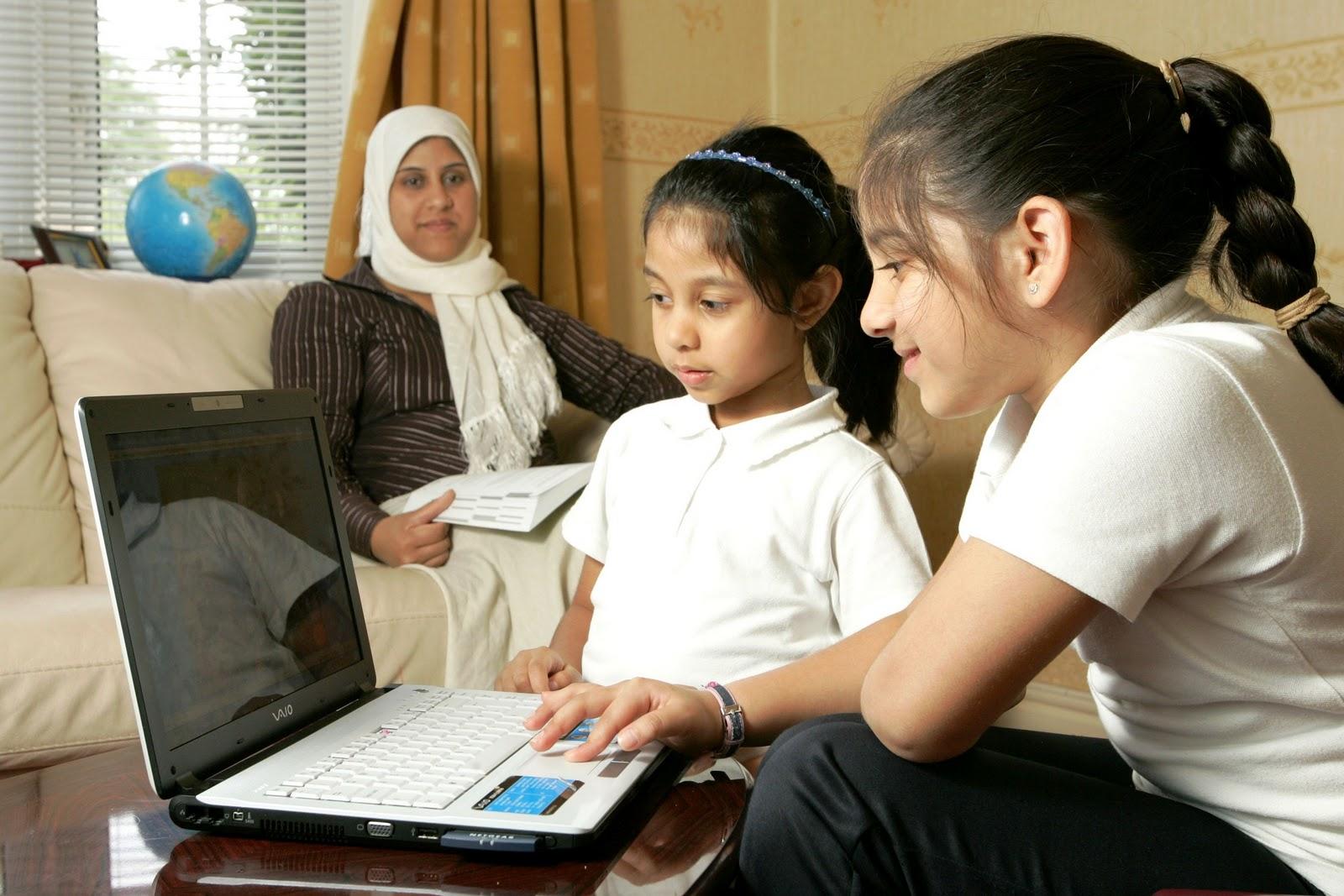 Orangtua Belajar 'Melepas' Anak