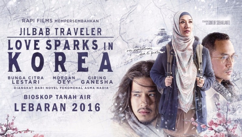 Film Baru Indonesia: Jilbab Traveler