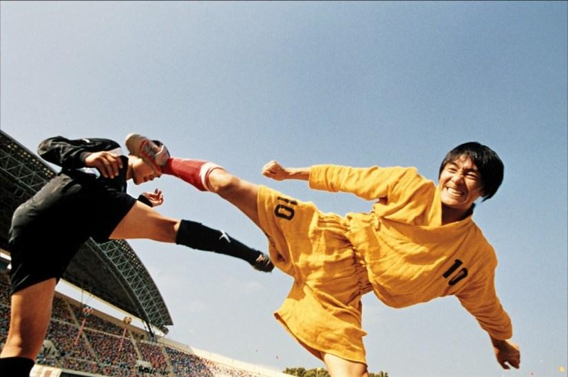 Film komedi Shaolin Soccer