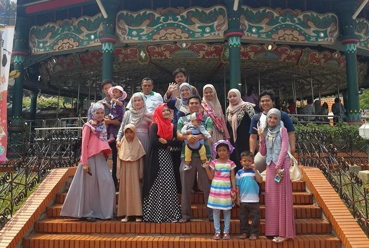 Tips Wisata Keluarga Besar