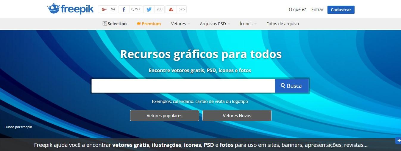 banco de imagens - banco de imagens gratuitos freepik - Os 17 melhores bancos de imagens gratuitos