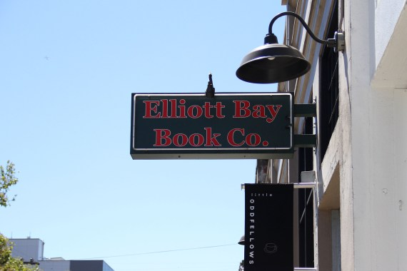 Elliott Bay Book Co 1 copy