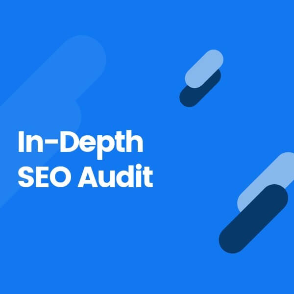 In-Depth SEO Audit Product Image