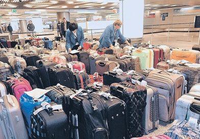 """Аукцион забытых вещей в России, где и как можно купить забытый чемодан или багаж с аукциона. Как открыть чемодан, если забыли код или потеряли ключи. Популярность аукционов забытых вещей, багажа и чемоданов неизменно растет. Аукцион наиболее выгодный способ для аэропорта избавиться от невостребованных вещей. А для фанатов аукциона отличный способ заполучить дорогую вещь """"по бросовой"""" цене, расскажем где и как это сделать. Бонусом, в конце статьи видео, как открыть чемодан, если забыли от него код или потеряли ключи."""