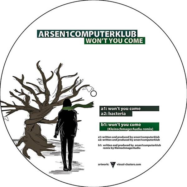 EP // Wont You Come – Arsen1Computerklub, Kleinschmager Audio