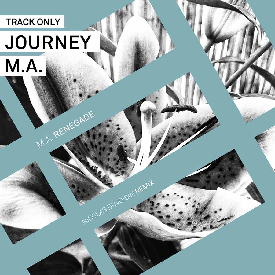 Track // Journey by M.A.