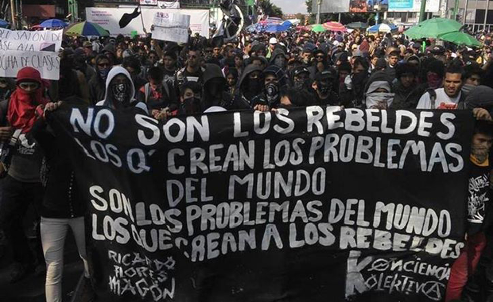 mexico-city-anarchist-march