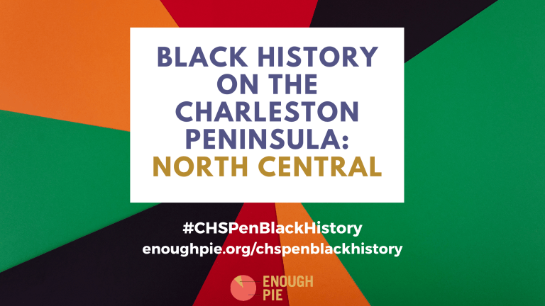 North Central Black History Spotlight -- Enough Pie