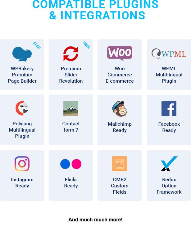 Textron - Industrial WordPress Theme + Woocommerce - 5