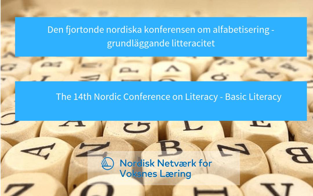 14. Nordijska konferenca o pismenosti