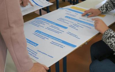 Notranji sistem kakovosti v organizaciji, ki izobražuje odrasle