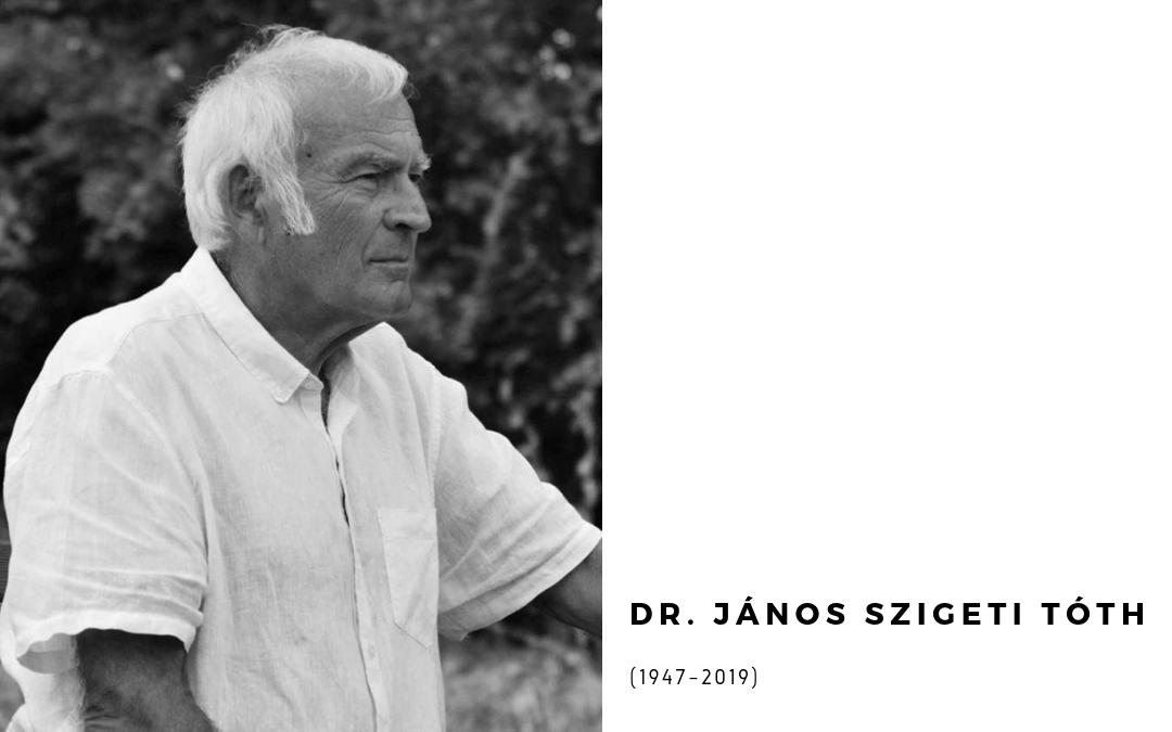 V spomin dr. Janošu Sz. Tothu