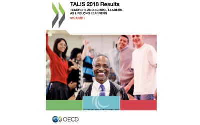Objavljeni so rezultati raziskave TALIS 2018