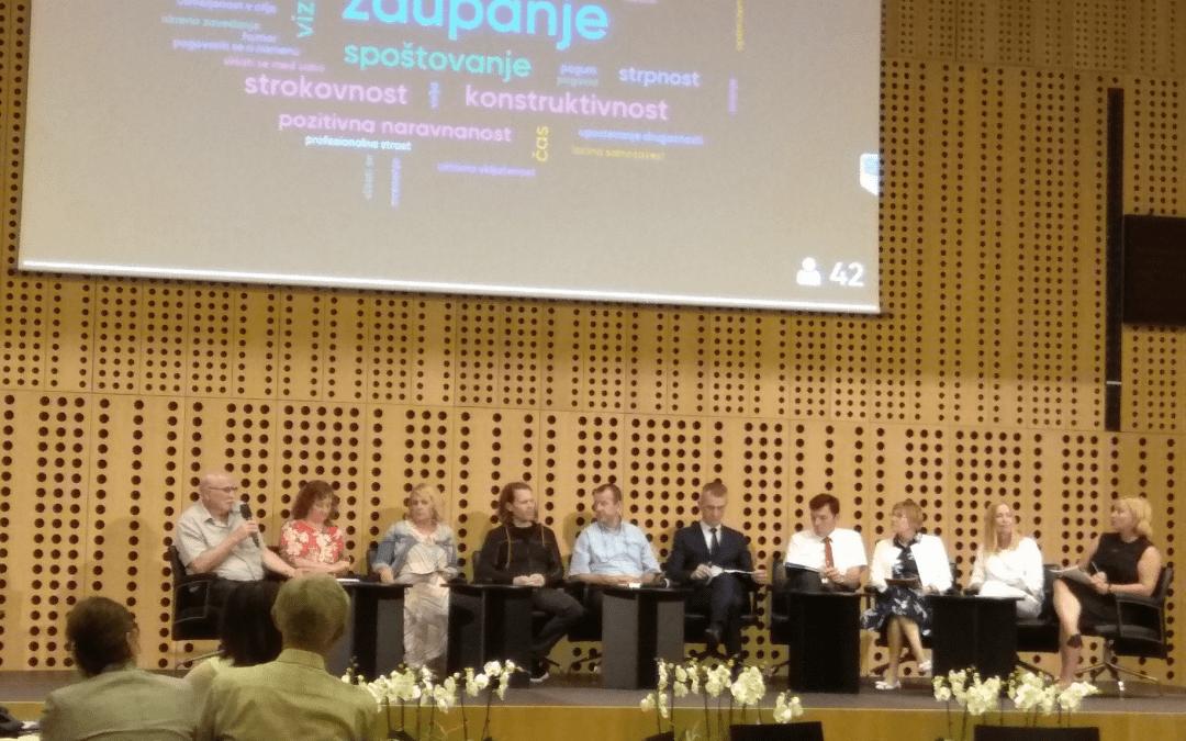 Svoje poudarke smo na zaključni konferenci Skupaj gradimo kakovost prispevali tudi izobraževalci odraslih
