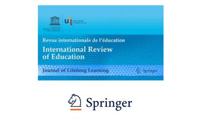 International review of education o pandemiji in njenih vplivih na izobraževanje