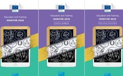 Pregled izobraževanja in usposabljanja 2019