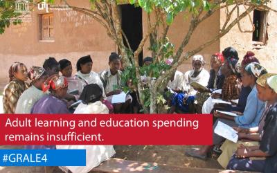 Objavljeno je globalno poročilo o učenju in izobraževanju odraslih GRALE 4