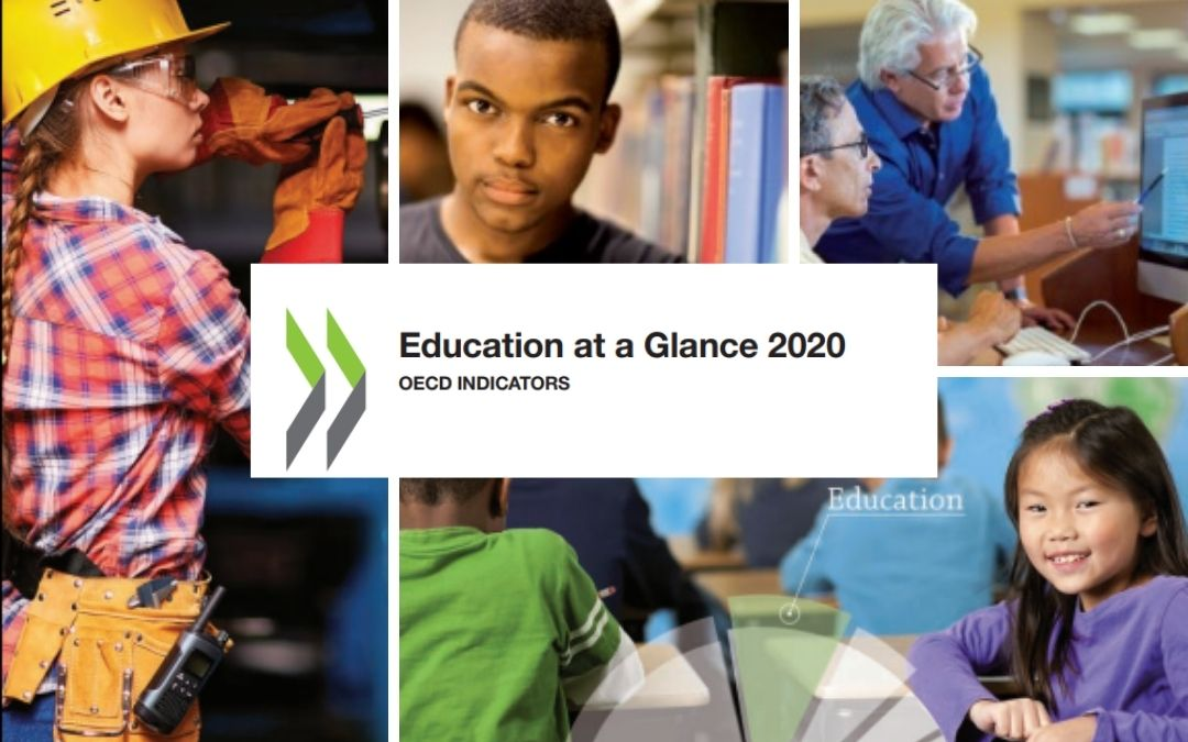 Objavljen je zbornik kazalnikov Pogled na izobraževanje 2020