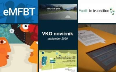 V septembrski številki VKO novičnika predstavljajo spletni pripomoček eMFBT