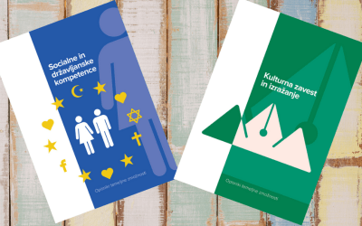 The collection of descriptors of key competences completed – The last two booklets with the descriptors of key competences supplemented the collection