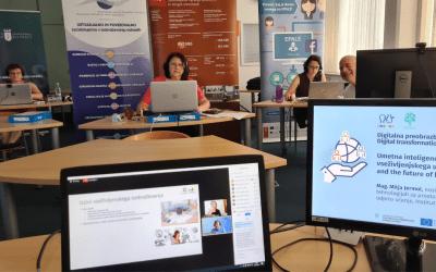 Za nami je Forum EPUO o prihodnosti izobraževanja odraslih in prava nacionalna spletna razprava EPALE