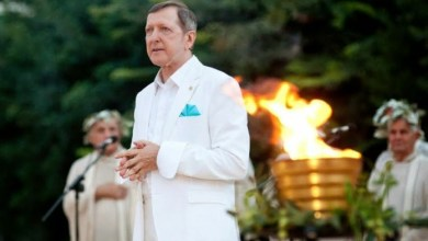 Photo of Τελετή αφής της φλόγας του πνεύματος και των τεχνών