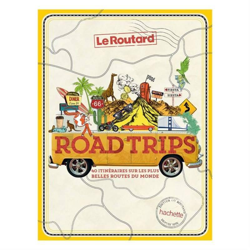 livre road trip voyage