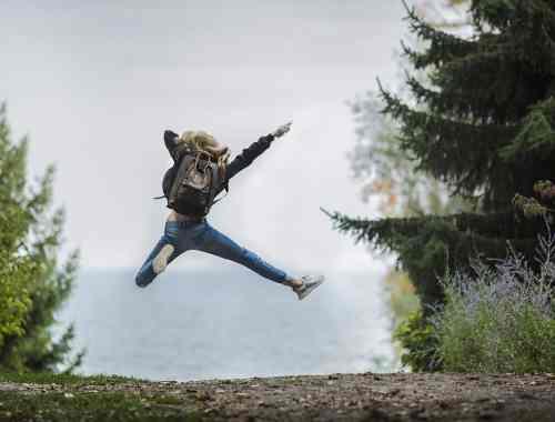 bienfaits sante bien etre heureux joie voyage conseils vacances