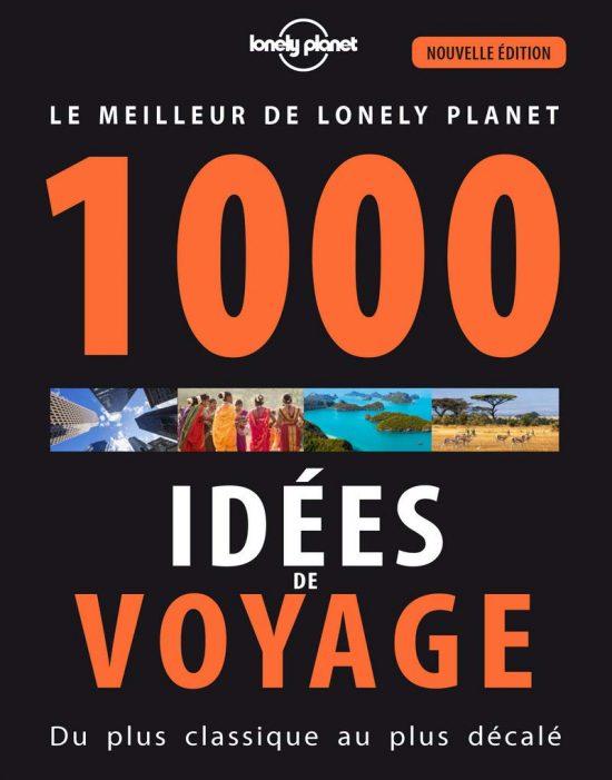 livre idées voyage tourisme vacances coaching organisation conseils accompagnement peur lonely planet