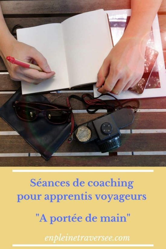 seance coaching voyage tourisme vacances conseil organisation peurs