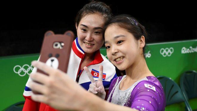 gimnastas coreanas-Rio 2016