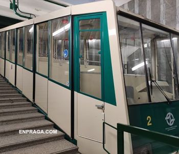El Teleférico de Petřín pasará a la historia, uno nuevo llegará