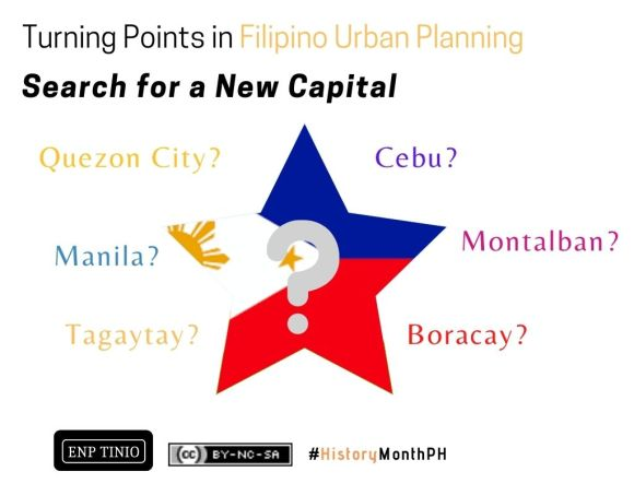 What if the capital of the Philippines was outside Luzon?
