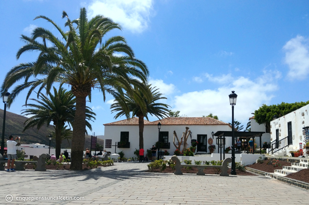 plaza betancuria