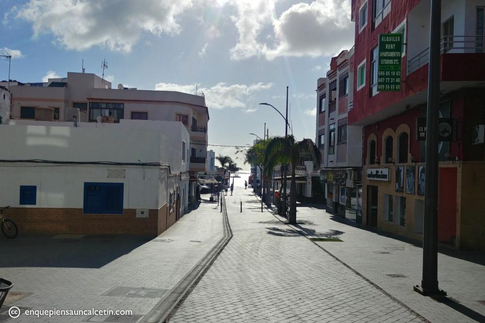calle corralejo