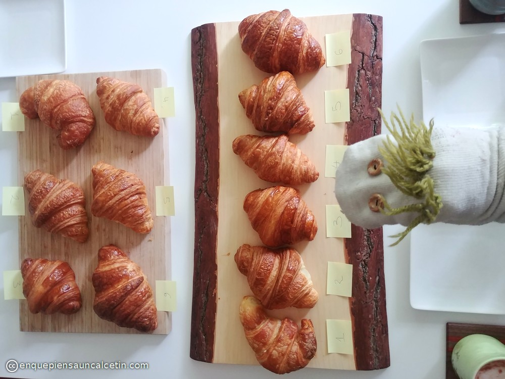 cata croissants