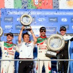Primer podio de Girolami en WTCC