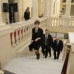"""""""Los poderes judiciales estamos empeñados en conseguir independencia presupuestaria"""""""