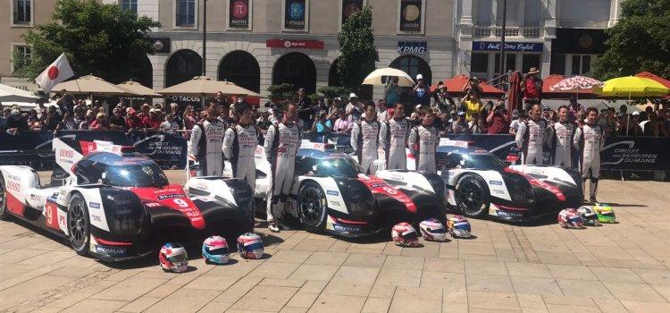 Pechito debuta en las míticas 24 horas de Le Mans