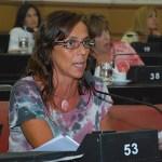 """Gasoductos: Liliana Montero aseguró que """"hay una mafia en la obra pública"""""""