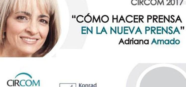 """Adriana Amado: """"Hay una uberización de la información"""""""