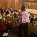 Ausentes sin aviso: Ni el Estado nacional ni Porta asistieron a la audiencia