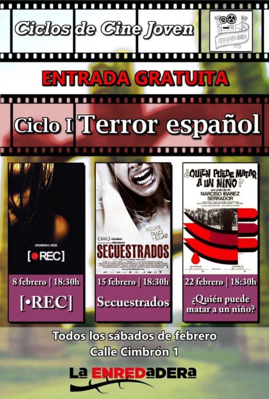 Ciclo I Terror Español