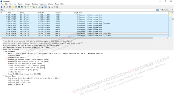 tcpreplay wireshark