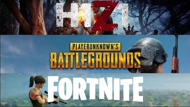 PUBG, Fortnite y H1Z1: ¿Qué juego Battle Royale es tu preferido?