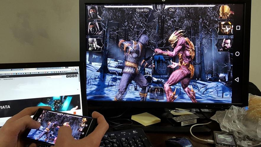 Cómo hacer stream o retrasmitir juegos de móvil en Twitch
