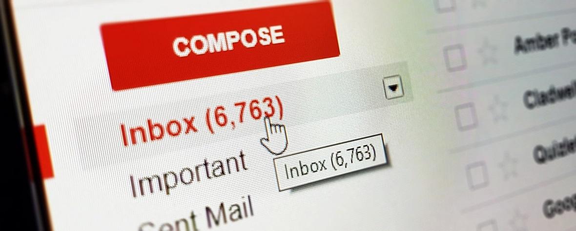 eliminar espacio de tu cuenta de correo electronico de google
