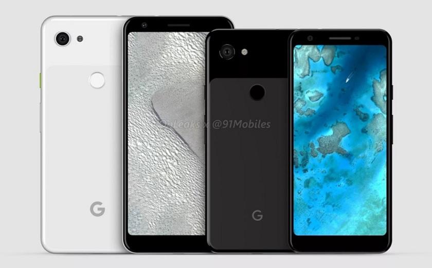 Google Pixel 3a y Pixel 3a XL: ficha técnica, precios, fecha de lanzamiento, toda la información.