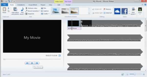 movie maker para windows
